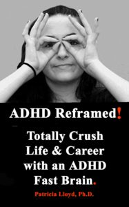 ADHD Reframed Totally Crush Life & Career Amazon Cover