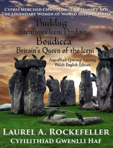 This special Welsh-English edition of Boudicca, Britain's Queen of the Iceni makes it easy to explore Boudicca's inspiring story in both languages at the same time. Discover the beauty of Britain's oldest language as to get up close and personal with Britain's most celebrated heroine.