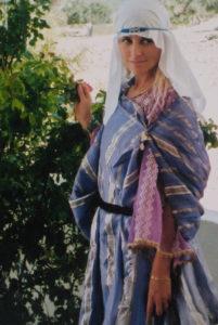 Sahara Sanders in Tunisia