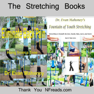 stretching books